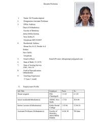 10 dentist resume templates free pdf samples examples
