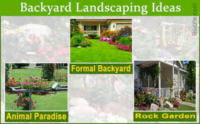 Idea For Backyard Landscaping by Backyard Landscape Design Stunning Backyard Landscaping Ideas