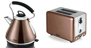 Red Kettle And Toaster Kettles And Toaster Sets Cool Prestige Create Breakfast Set