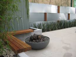 Modern Backyard Fence by 285 Best Outside Livin Love Images On Pinterest Modern Exterior