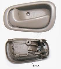 1998 Toyota Corolla Interior Door Handle Corolla Interior Door Handle Pull