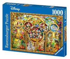 thanksgiving jigsaw puzzle amazon com ravensburger disney best themes jigsaw puzzle 1000