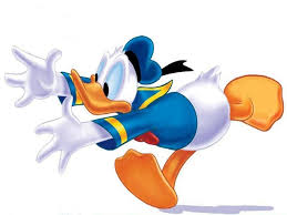 donald duck clipart disney character pencil color donald