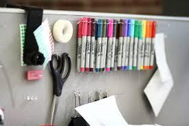 keep your office organized with 7 creative diy ideas