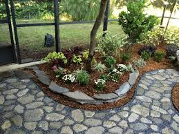 landscape design lake mary heathrow fl lanai water fountain pavers