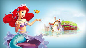 disney princess ariel wallpaper