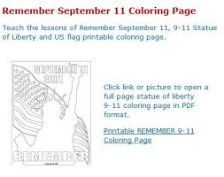 Remembering September 11 Coloring Pages Murderthestout Coloring Pages For September
