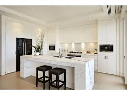 Kitchen Benchtop Designs Best 25 Calcutta Marble Kitchen Ideas On Pinterest Marble