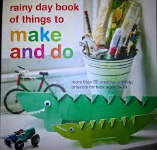 little island studios rainy day book of things to make and do