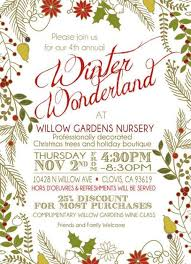 enjoy a winter wonderland at willow gardens this thursday fresyes