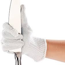 schnittschutzhandschuhe küche agt schnittschutzhandschuhe 1 paar stahl handschuhe mit
