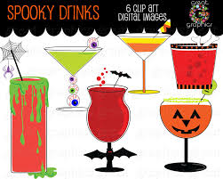 halloween clipart halloween party printable cocktail drink