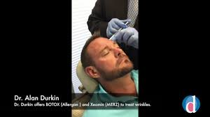 brooklyn hairline xeomin injections in men for crows feet and hairline youtube