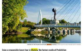 Kansas travel merry images Wichita makes national travel site 39 s cool list the wichita eagle