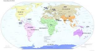 Map Of Workd World Map Desktop Background