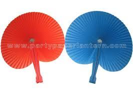held paper fans paper folding fans on sales quality paper folding fans supplier