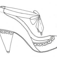 shoes drawing designs and sketches shoes drawing designs model