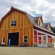 Two Story Barn Plans Barnplans Blueprints Gambrel Roof Barns Homes Garage