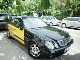 mercedes barcelona taxi mercedes barcelona llorens2 flickr