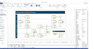 Visio Floor Plan Template Download by Amazon Com Microsoft Visio Professional 2016 Pc Download Software