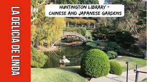 Huntington Botanical Garden by Huntington Library Chinese And Japanese Garden Exhibits Youtube