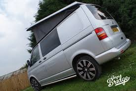 Vw T5 Awning Rail Awnings Three Bridge Campers Vw Camper Conversions Vw T5 T6