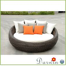 Round Sofa Bed by Round Wicker Bed Round Wicker Bed Suppliers And Manufacturers At