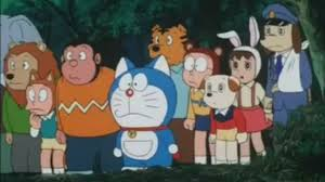 doraemon doraemon movie 1990 nobita and the animal planet english sub