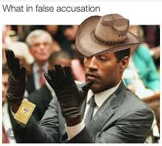 Oj Meme - dopl3r com memes what in tarnation with a false accusation of
