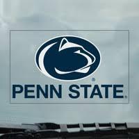 penn state alumni sticker auto accessories penn state park bookstore