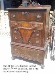 Antique Dining Room Chairs Styles 1910s Furniture Vintage Early 1920s Medical Cabinet Styles Bedroom