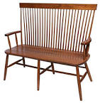 Amish Benches | DutchCrafters Amish Furniture