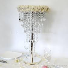 best selling acrylic table top chandelier centerpieces crystal