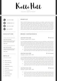 8 best template cv free images on pinterest resume templates