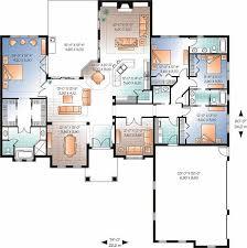 D D Floor Plans Mediterranean Bungalow House Plans Home Design Dd 3255 19990