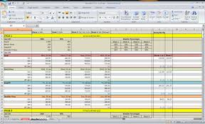 Accrual Spreadsheet Template Employee Attendance Tracker Excel Template Training Spreadsheet