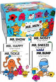 men books complete collection 47 books box roger