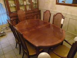 Ethan Allen Dining Table Chairs Used by 100 Thomasville Dining Room Set For Sale Thomasville