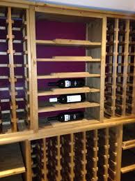 solid pine wine racks hand crafted bespoke wine rack from