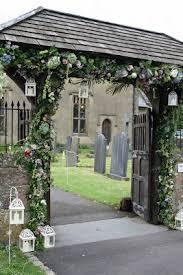 Michaels Wedding Arches Secret Garden Wedding At St Michael U0027s U0026 The Inn At Whitewell