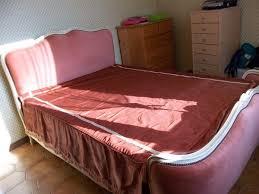 chambre style louis xv marvelous cadre de lit 140x190 sans sommier 14 chambre style louis