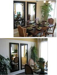 mirrors for dining room wall good dining room wall paper vintage