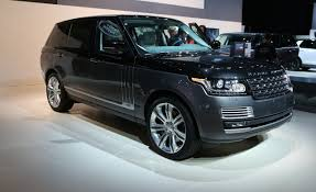 gold chrome range rover 2016 land rover range rover svautobiography photos and info u2013 news