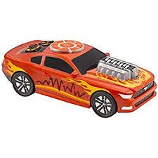 toddler mustang car amazon com kid galaxy ford mustang motorized irock iroll car