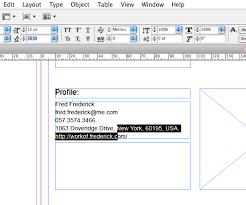 resume tutorial how to create a modern cv resumé with indesign spyrestudios