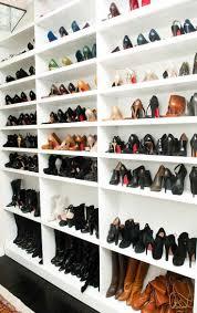 Closet Shoe Organizer 63 Best Shoe Storage Inspiration Images On Pinterest Shoes Shoe