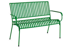 green metal outdoor table the freshest garden furniture gardening the sunday times
