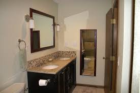 double sink bathroom vanity decorating ideas large frameless glass