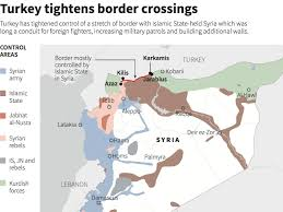 Syria On A Map by Un Released Report On Assad U0027s Human Rights Abuses Business Insider