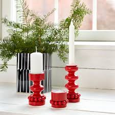 aarikka home decoration linna candle holder holiday nordic